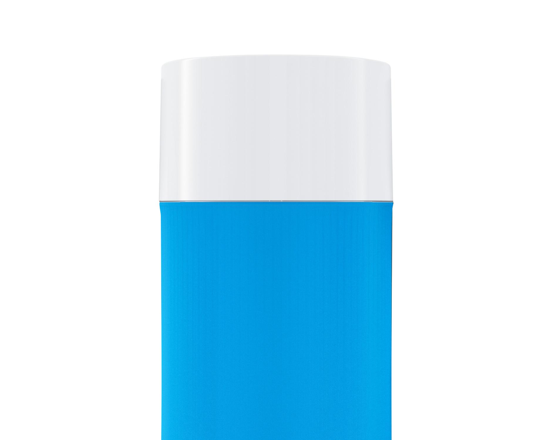 Blue Pure 411 Particle + Carbon